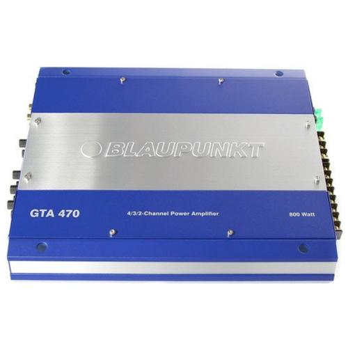 Автомобильный усилитель Blaupunkt GTA 470 автомобильный усилитель blaupunkt va 275