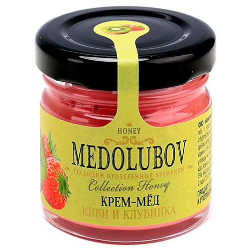 Крем-мед Medolubov Киви и клубника 40 мл