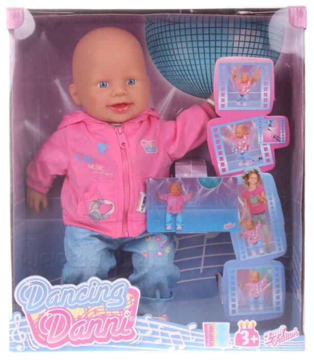 Картинки по запросу Кукла Baby Annabell Танцующий Дэнни