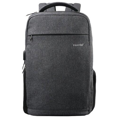 Рюкзак Tigernu T-B3217 темно-серый рюкзак tigernu t b3515 серый 15 6