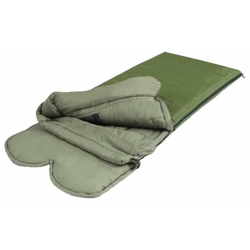 Спальный мешок Tengu MK 2.56SB olive с правой стороны