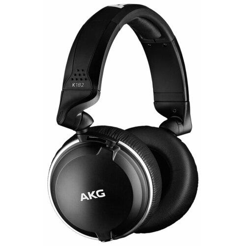 цена на Наушники AKG K 182 black