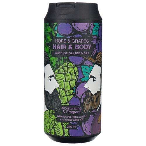 Гель для тела и волос The Chemical Barbers Wake-up 350 мл
