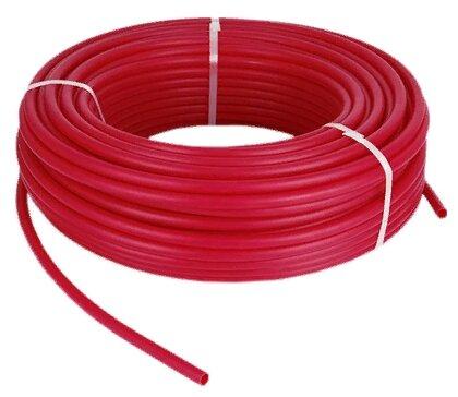 Труба из сшитого полиэтилена Tim PE-Xb/EVOH TPEX1620-100 Red, DN16 мм