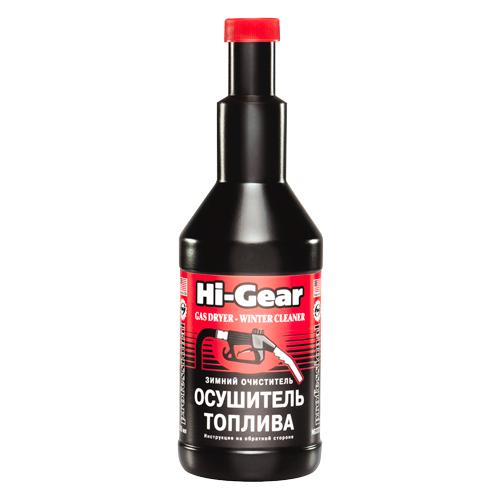 Hi-Gear HG3325 Зимний очиститель-осушитель топлива 0.355 л