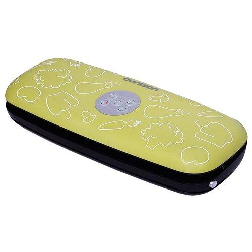 Вакуумный упаковщик Oursson VS0434 зеленое яблоко