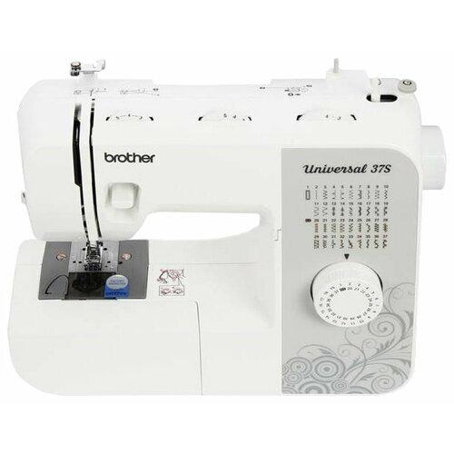 Фото - Швейная машина Brother Universal 37S, бело-серый швейная машина brother artcity 170s бело синий