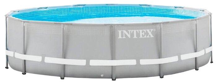 Бассейн Intex Prism Frame 26716 — купить и выбрать из 8 предложений по выгодной цене на Яндекс.Маркете