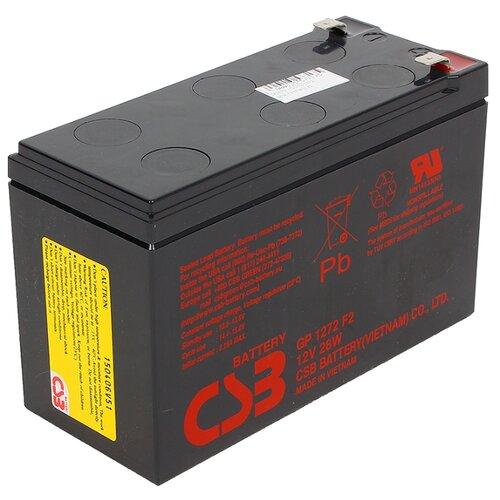 Аккумуляторная батарея CSB GP 1272 F2 7.2 А·ч