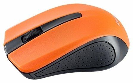 Мышь Perfeo PF-353-WOP-OR Black-Orange USB