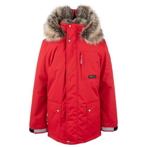 Купить Парка KERRY Jako K20468 размер 152, 622 красный, Куртки и пуховики