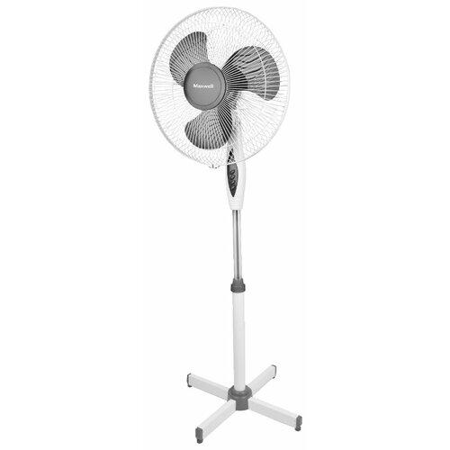 Напольный вентилятор Maxwell MW-3545 белый