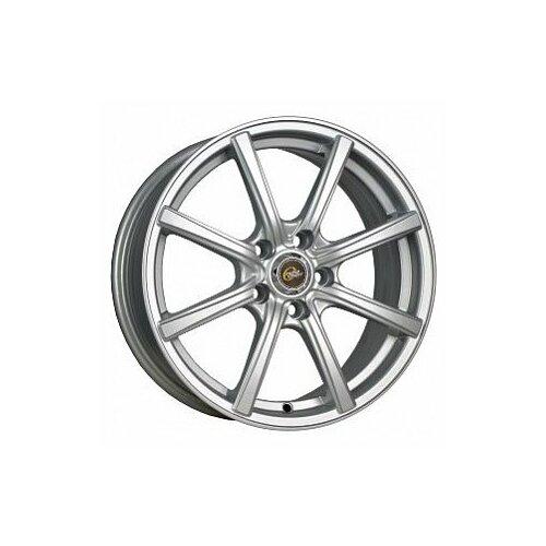 Фото - Колесный диск Cross Street Y4809 6x15/4x100 D54.1 ET48 Silver колесный диск trebl 64g48l 6x15 5x139 7 d98 6 et48 silver