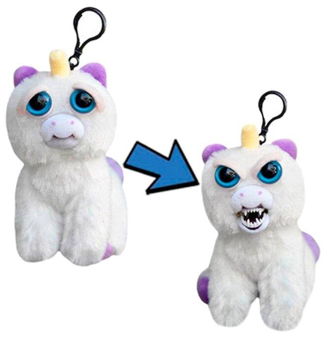 Игрушка-брелок Feisty Pets Блестящая Гленда 11 см