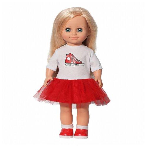 Интерактивная кукла Весна Анна яркий стиль 1, 42 см, В3714/о интерактивная кукла весна анна модница 2 42 см в3717 о