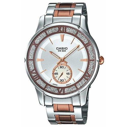 Фото - Наручные часы CASIO LTP-E135RG-7A casio ltp 1094e 7a