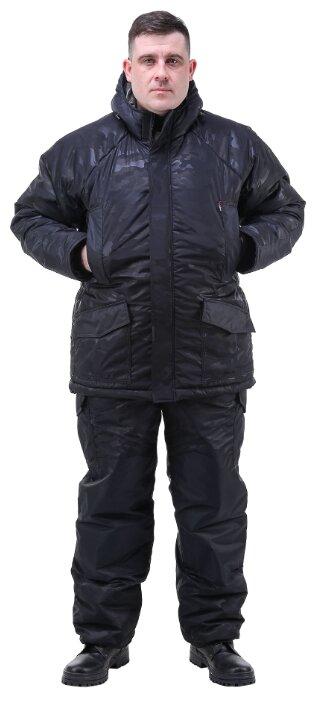 "Зимний костюм для рыбалки ТАЙГАН ""Камчатка-2"" Helly tech, размер 48-50"