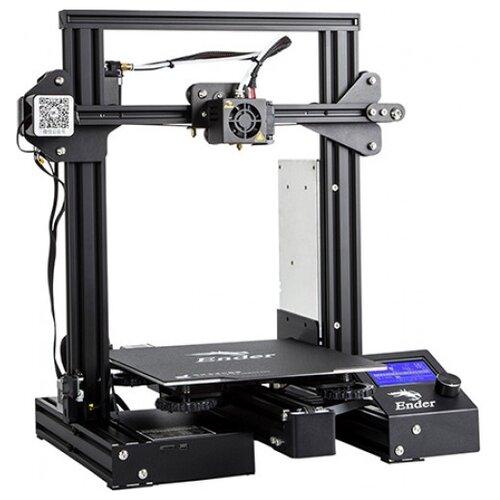 3D-принтер Creality3D Ender 3 Pro черный