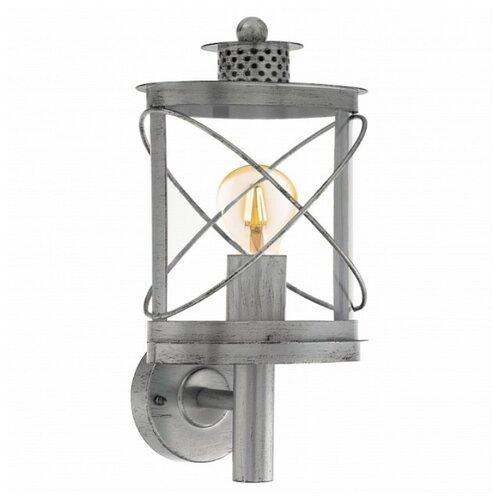 Eglo Светильник уличный Hilburn 1 94865 eglo светильник уличный hilburn 94843