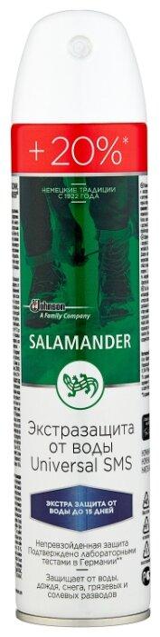 """Salamander Пропитка водоотталкивающая """"Universal SMS"""" для гладкой кожи, замши и текстиля"""