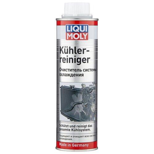 LIQUI MOLY Kuhler-Reiniger 0.3 л герметик системы охлаждения kuhler dichter liqui moly 250 мл