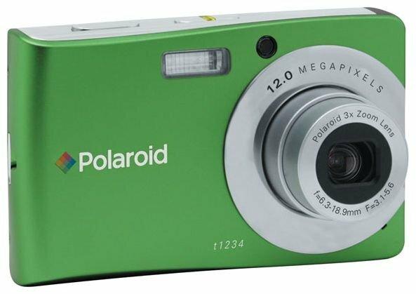 Фотоаппарат Polaroid t1234