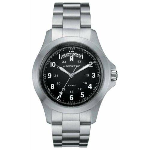Наручные часы Hamilton H64451133 bluecraft llc thinkin logs hamilton edition