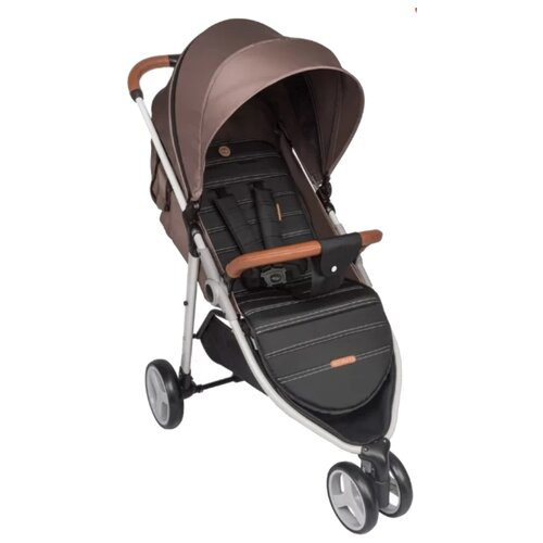Фото - Прогулочная коляска Happy Baby Ultima V2 brown happy baby ходунки happy baby smiley v2 brown