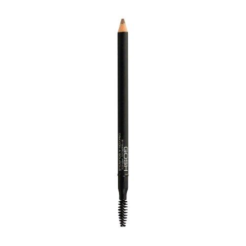 GOSH карандаш Eyebrow Pencil, оттенок 01 brown gosh castchy eyes
