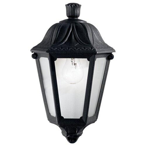 Настенный светильник ANNA AP1 SMALL BIANCO настенный светильник ideal lux flash ap1 bianco