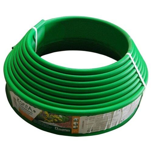 Бордюрная лента Стандартпарк Канта, зеленый, 10 х 0.02 х 0.1 м