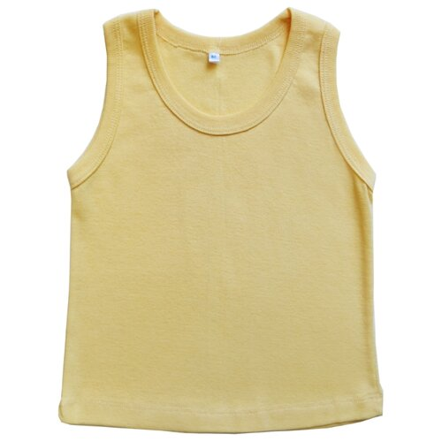 Майка Sonia Kids размер 116, желтый майка для девочки acoola foks цвет желтый 20224220029 1200 размер 116