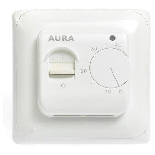 Фото - Терморегулятор AURA LTC 130 белый aura 111