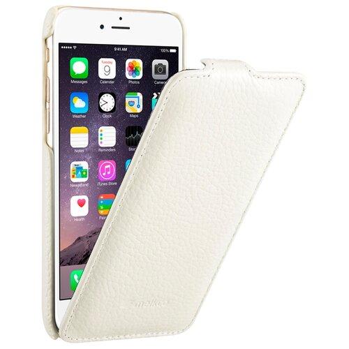 Флип-чехол Melkco Jacka Type для Apple iPhone 6/iPhone 6S белый флип чехол melkco jacka type для apple iphone 7 iphone 8 темно синий