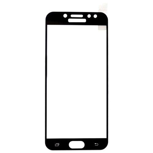 Защитное стекло Akami Fullscreen full glue для Samsung Galaxy J7 (2017) J730 черныйЗащитные пленки и стекла<br>