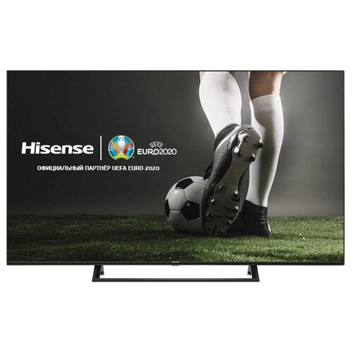 Фото - Телевизор Hisense 43A7300F 43 (2020) черный телевизор hisense 50a7300f 50 2020 черный