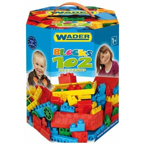 Купить Конструктор Wader Blocks 41290, Конструкторы