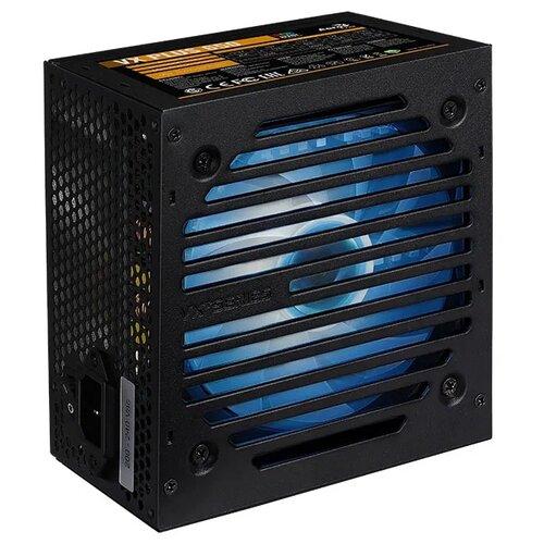 Блок питания AeroCool VX PLUS 650 RGB 650W