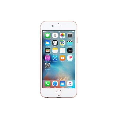 Купить Смартфон Apple iPhone 6S 32GB розовое золото (MN122RU/A)