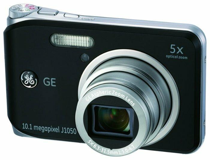 Фотоаппарат General Electric J1050