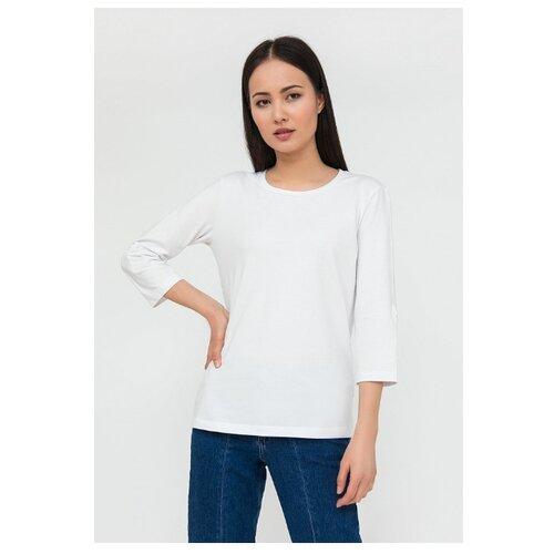 Лонгслив FiNN FLARE S20-32068 размер L, белый