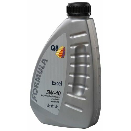 Синтетическое моторное масло Q8 Formula Excel 5W-40, 1 л