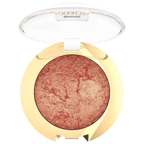 Golden Rose Тени для век Diamond Breeze Shimmering Baked Eyeshadow 03 dazzle copper