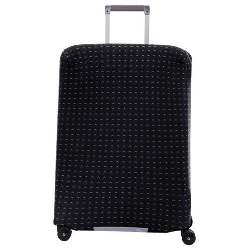 Чехол для чемодана ROUTEMARK Aspero SP240 M/L, черный