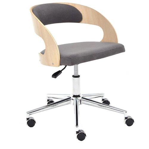 Компьютерное кресло TetChair Jazz офисное, обивка: текстиль, цвет: бежевый/серый 29 кресло офисное tetchair leader 207 серый