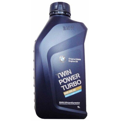 Моторное масло BMW TwinPower Turbo Longlife-14 FE+ 0W-20 1 л