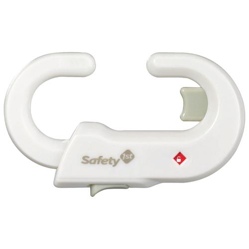 Купить Замок мебельный Cabinet lock 33110037/39094760 Safety 1st белый, Аксессуары для безопасности
