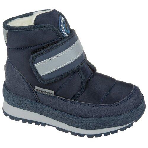 Фото - Ботинки Mursu размер 28, синий ботинки детские тотошка цвет синий n 630a b размер 32