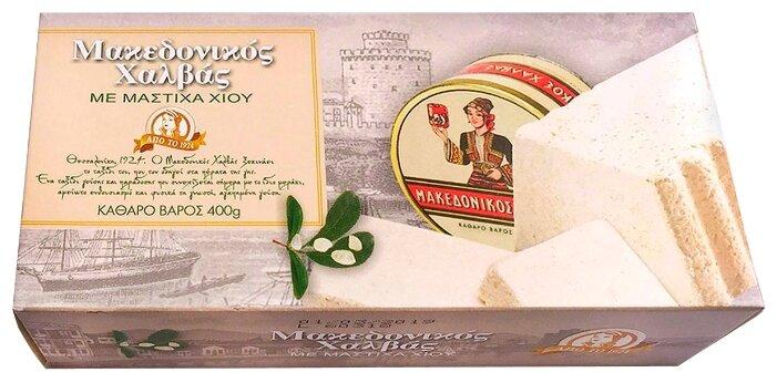 Македонская халва HAITOGLOU с хиос мастикой