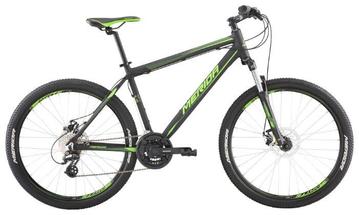 Горный (MTB) велосипед Merida Matts 6.15-MD (2019) — купить по выгодной цене на Яндекс.Маркете